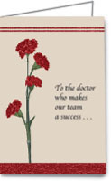 2014 Doctors Day Greeting Card