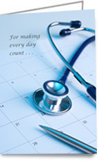 2015 National Doctors' Day Greeting Card
